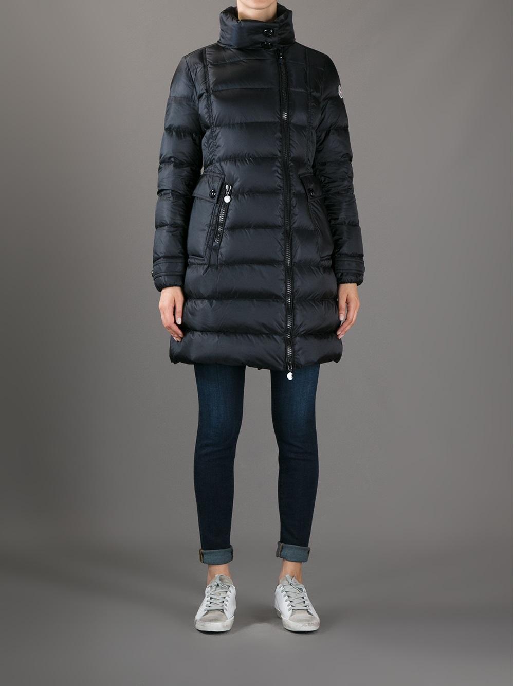 moncler ladies coats with fur elise for sale. Black Bedroom Furniture Sets. Home Design Ideas