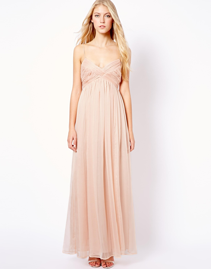 Mango Maxi Dress