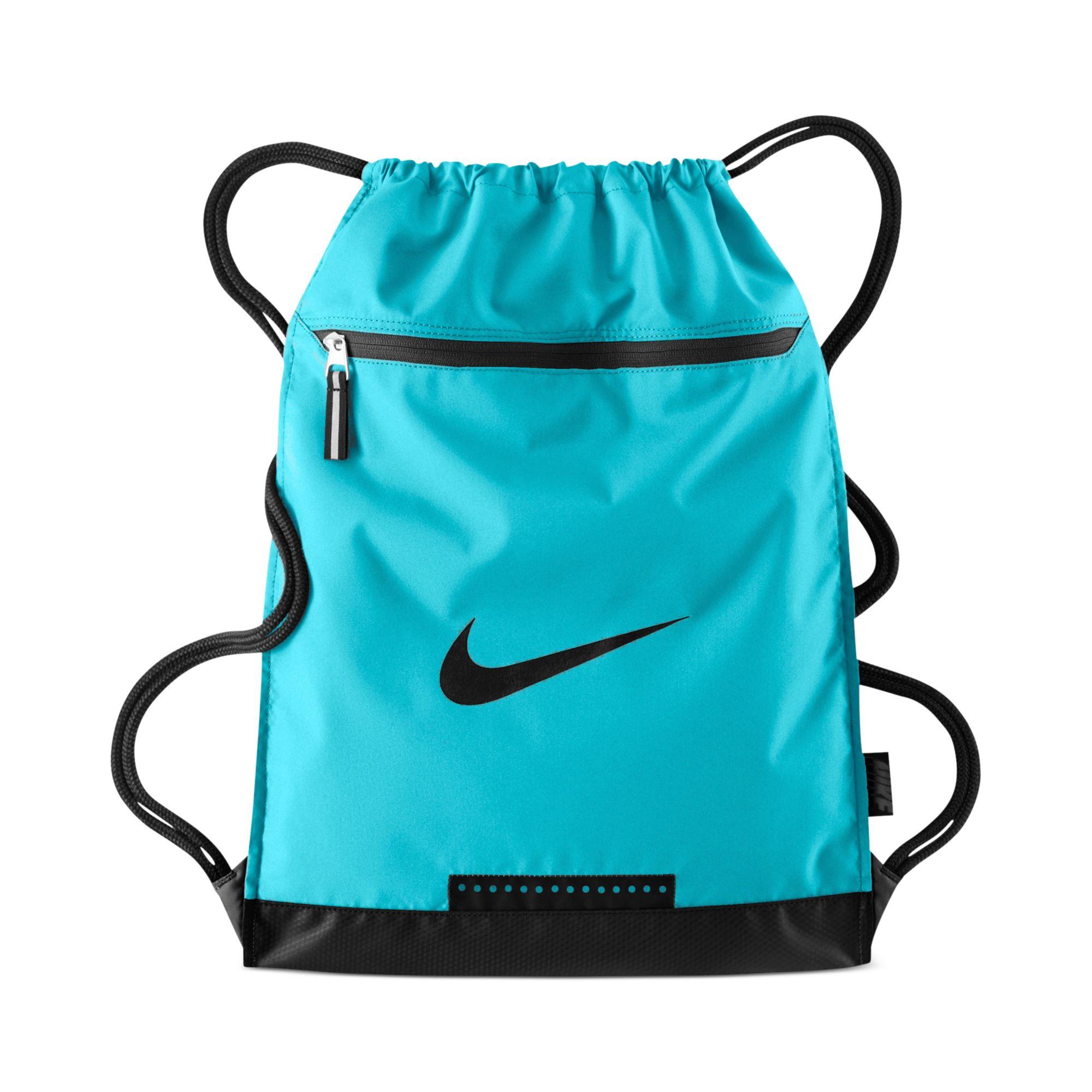 1732843dabb Lyst - Nike Team Training Gymsack Bag in Blue for Men