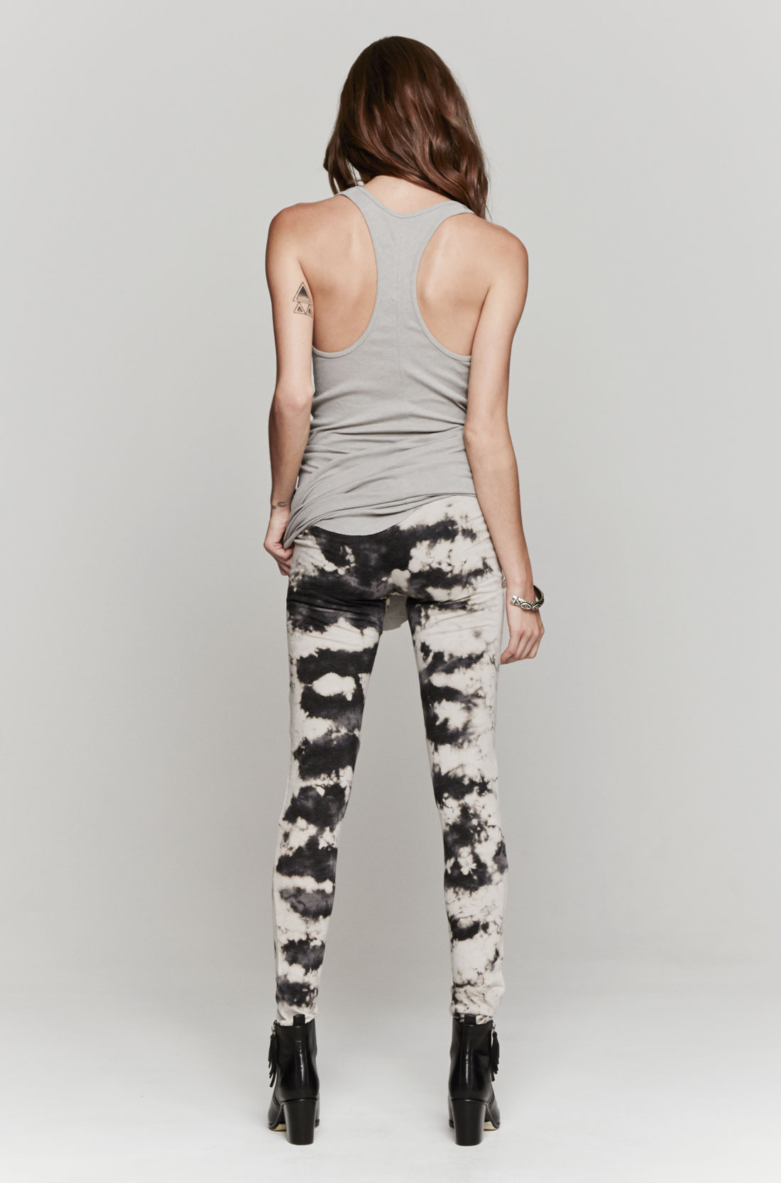 Tie Dye Leggings Uk - The Else