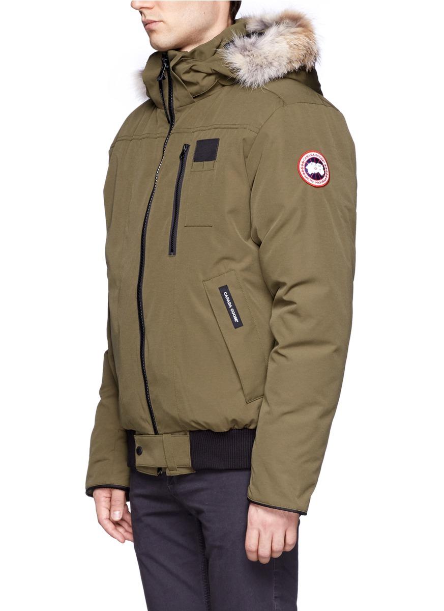 Canada Goose Green Coat