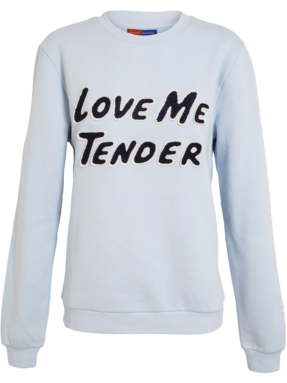 Opening Ceremony Fall 2015: Opening Ceremony Love Me Tender Cottonblend