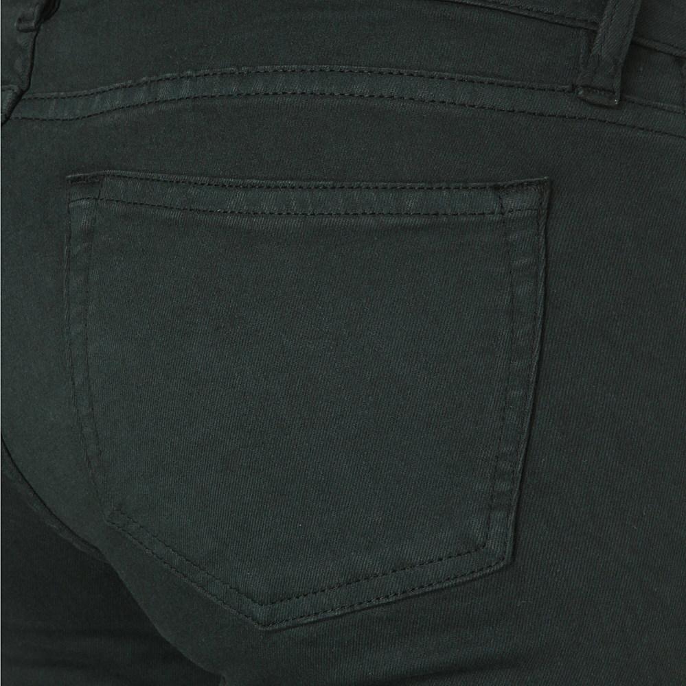 Kooples Jeans Cut Skin Green Lyst Mid In Skinny Rise The vmI76gYfyb