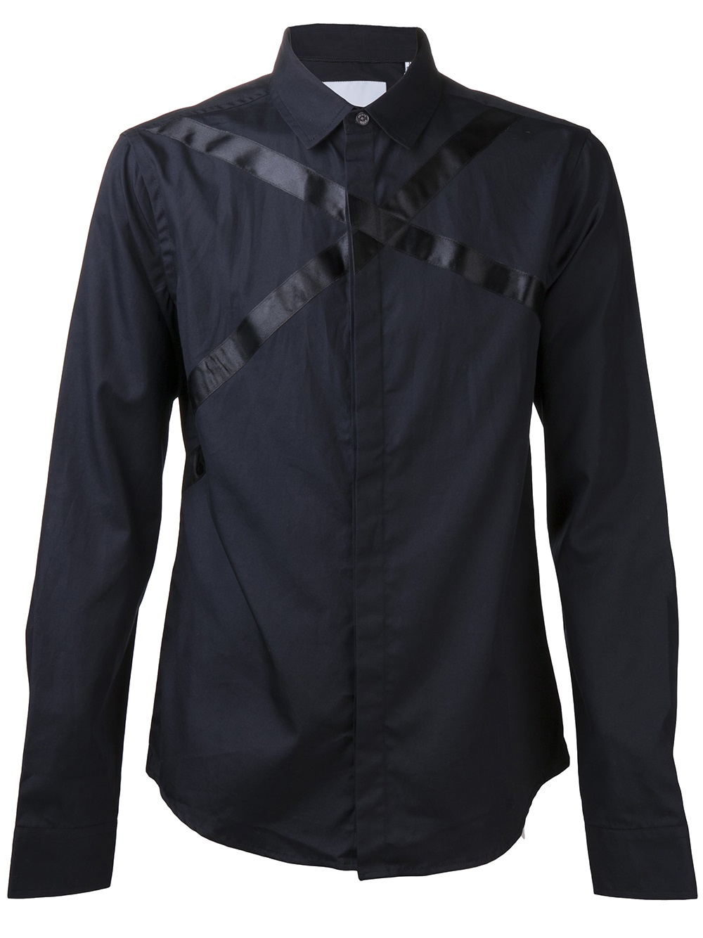 Private Stock Button Down Shirt In Black For Men Lyst