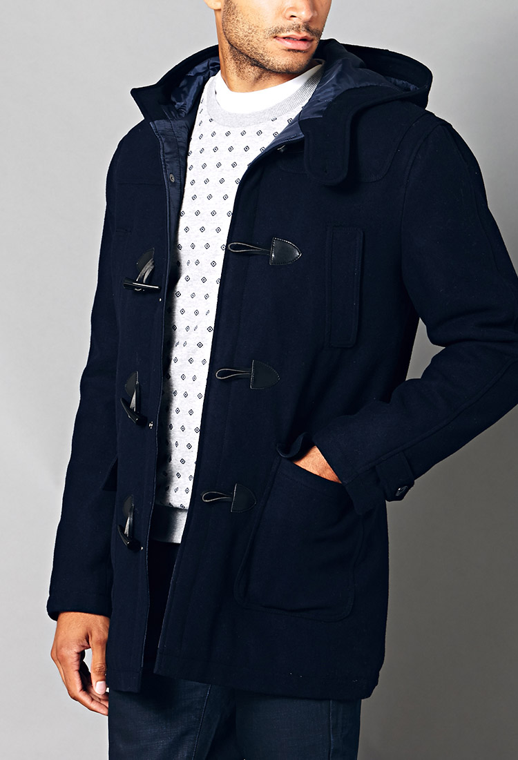 Find mens hooded toggle coat at ShopStyle. Shop the latest collection of mens hooded toggle coat from the most popular stores - all in one place.