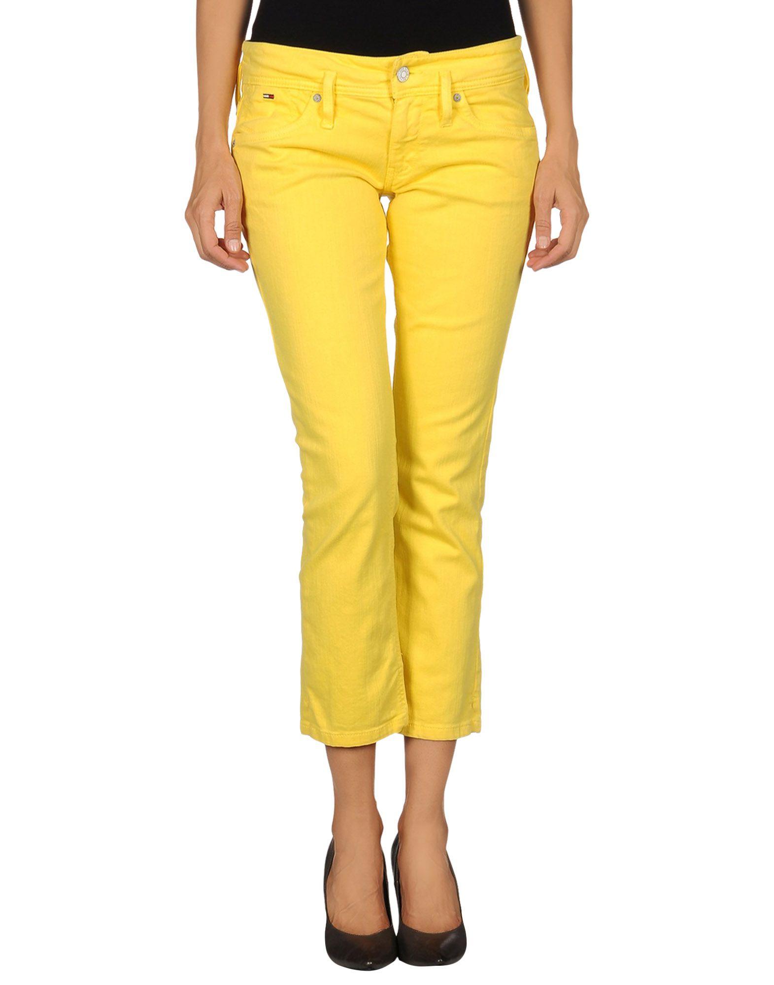 Unique Women39s Jeans Spirit Curvy Fit Straight Leg Cropped Capris Optic White