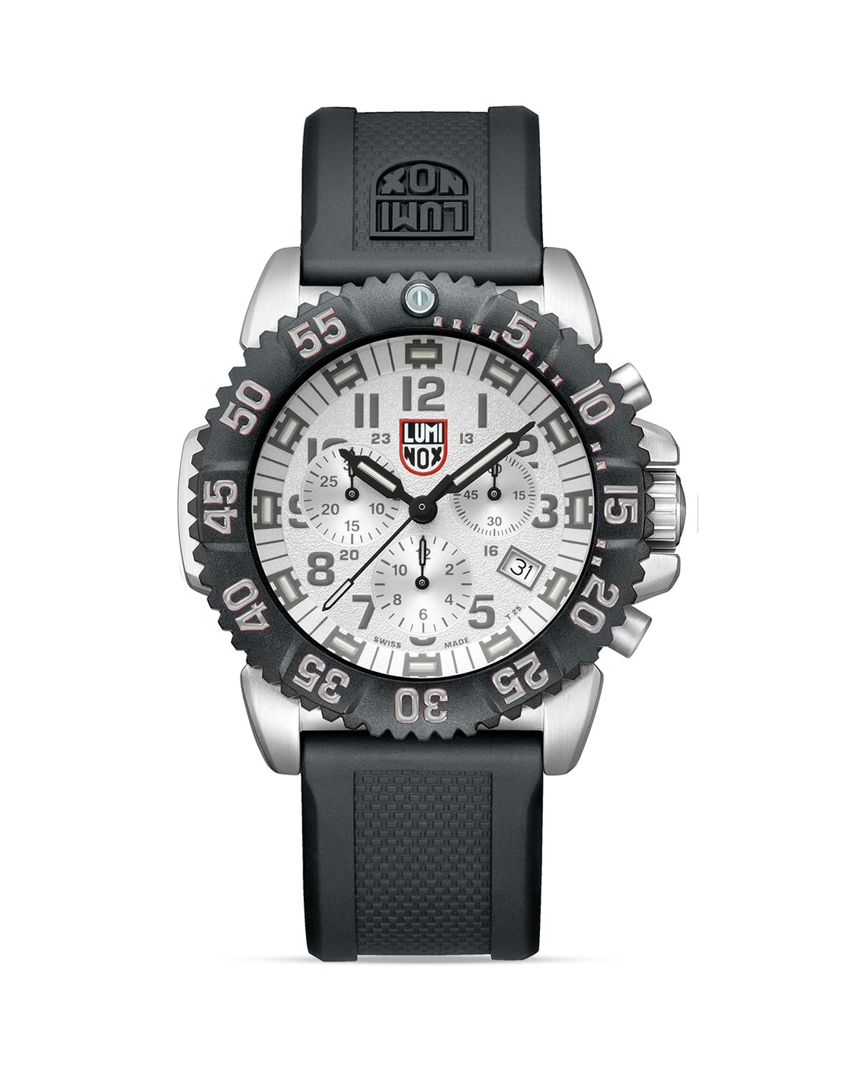 e3105b10c9e24 Lyst - Luminox Navy Seal Steel Colormark Chronograph Watch 44mm in ...