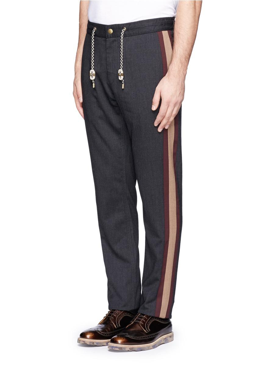 Cotton pants Marc Jacobs 0w2bIosB