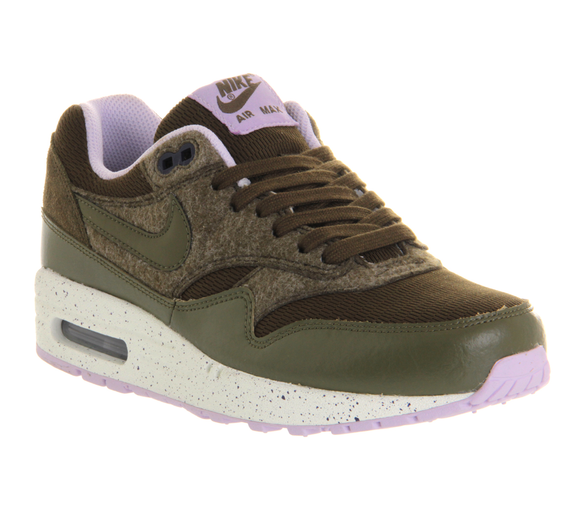 nike air max 1 l in green lyst. Black Bedroom Furniture Sets. Home Design Ideas