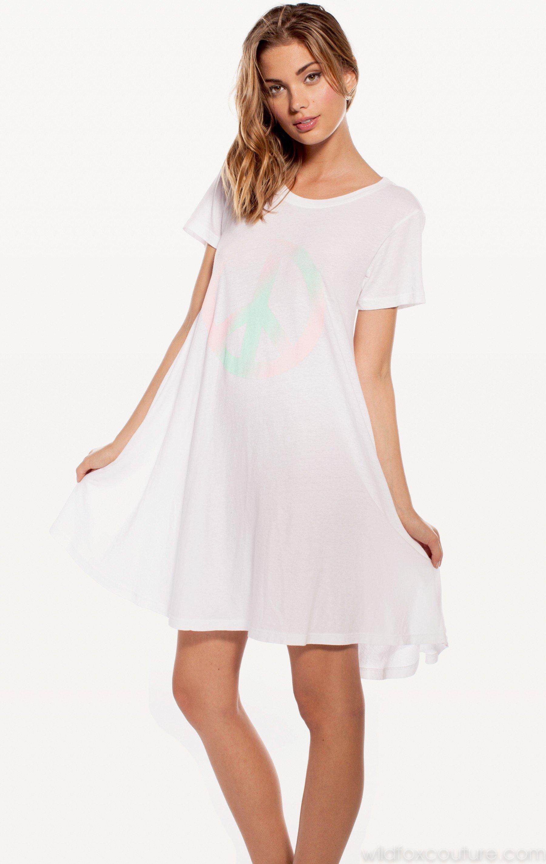 Babydoll Shirt Dress images