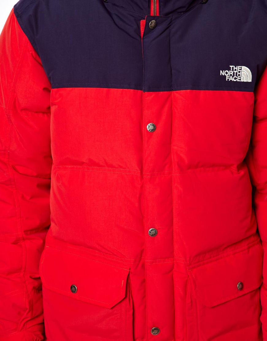 ... Mens Seaworth Down Jacket Lyst - Asos The North Face Seaworth Down  Snowsport Jacket in ... 5e26ec043