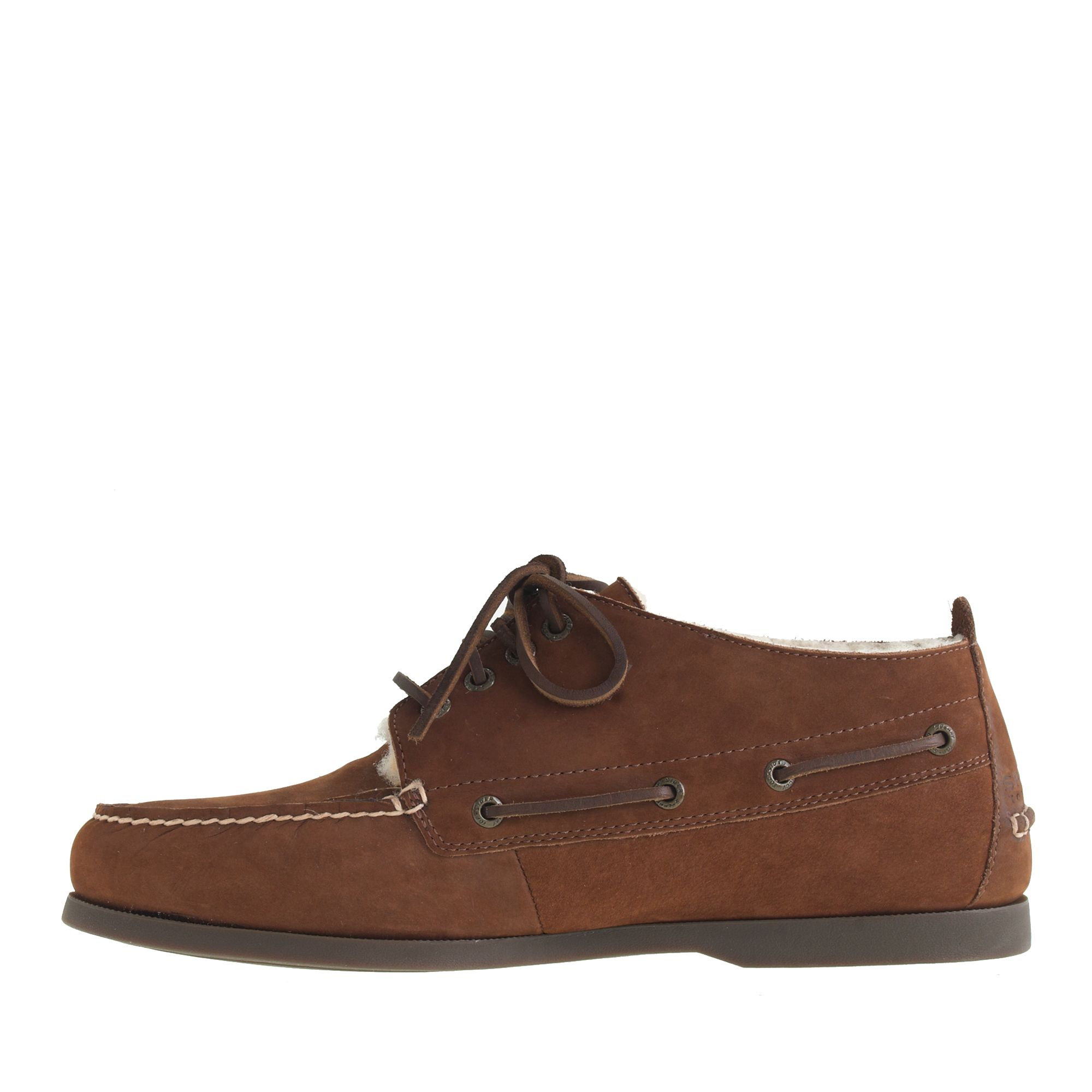 J.crew Chukka Boots in Brown for Men