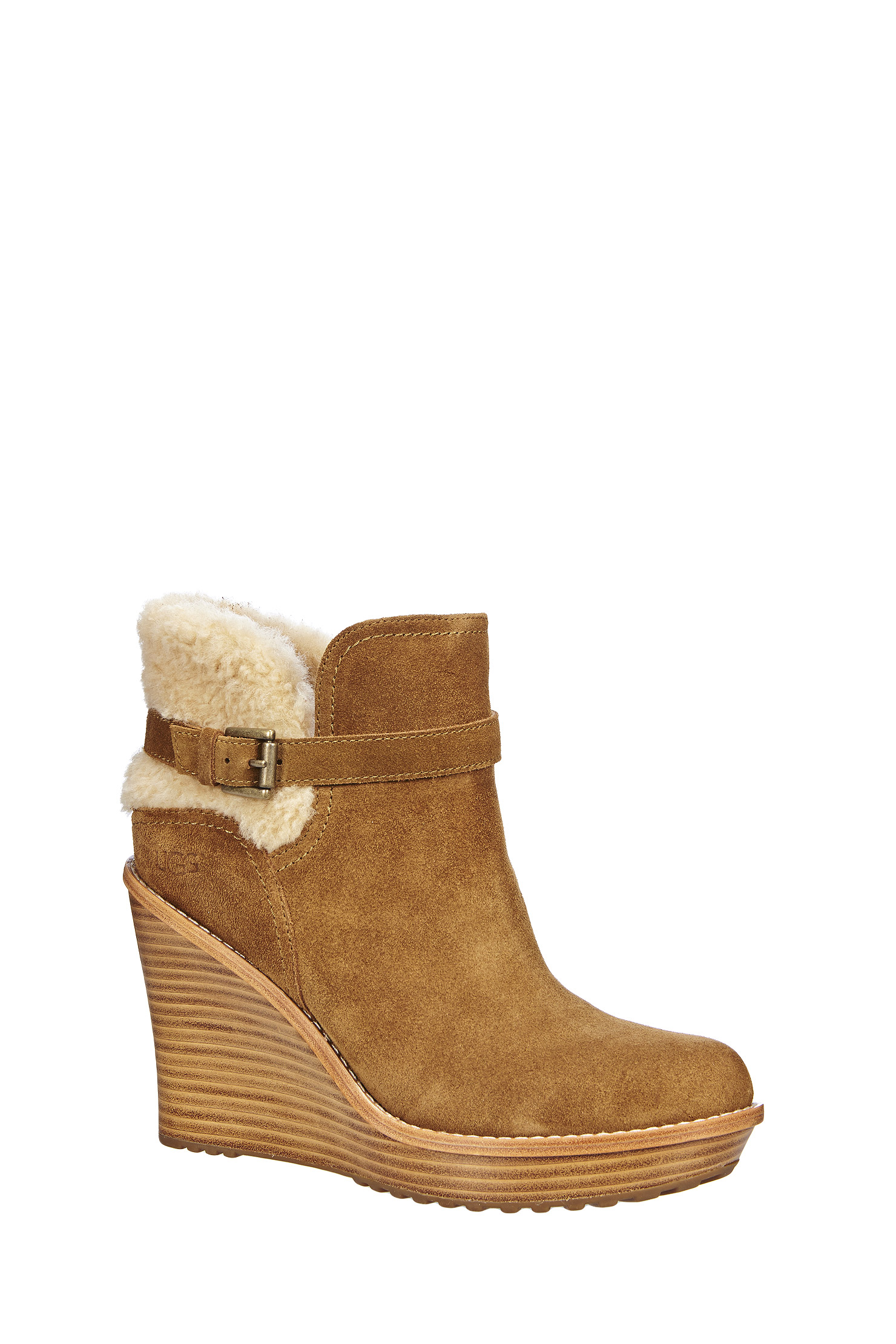 ugg boots w anais in brown lyst
