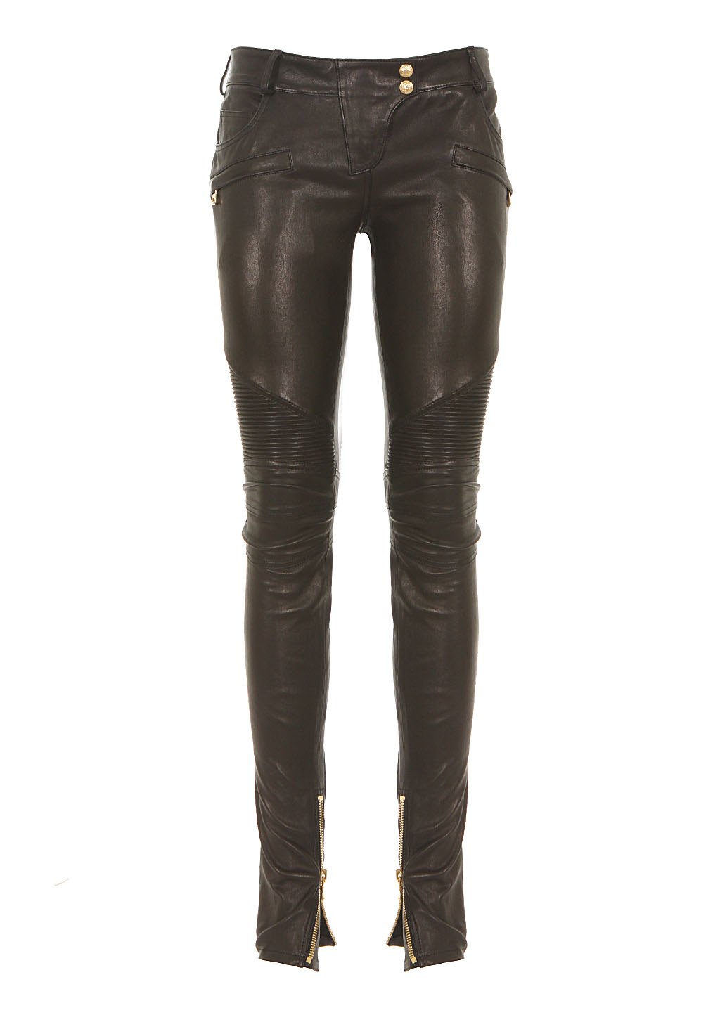 Leather motorcycle pants are typically a mainstay of the serious enthusiast and they come in a variety of shapes, sizes and styles to fit most budgets and applications. If you need any assistance in choosing men's motorcycle leather pants, please contact us via phone or email.