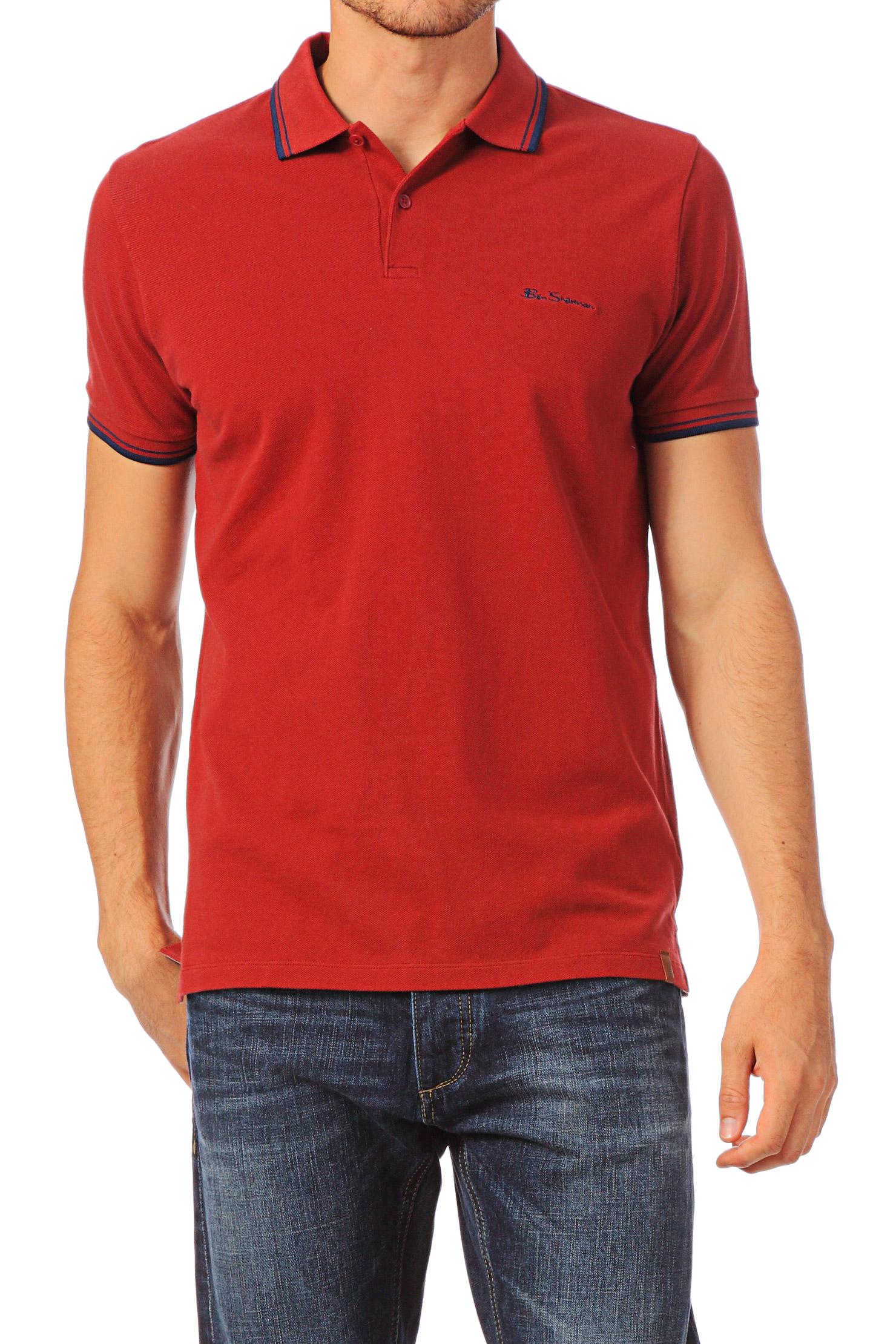 a533e3978 red polo shirts for men - Ecosia