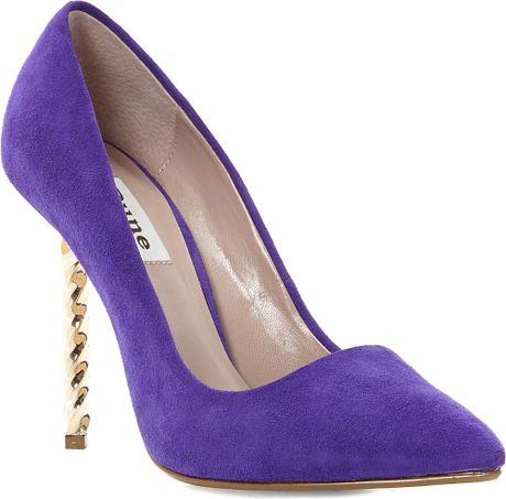 Wide fit purple darcie court shoes Save. Was £ Now £ Pink by Paradox London PURPLE 'Cara' high heel stiletto heel court shoes Purple suede 'Ashe' high stiletto heel court shoes Save. £ Hotter Plum 'Natalia' ballet pumps Save. Was £ Then £ Now.