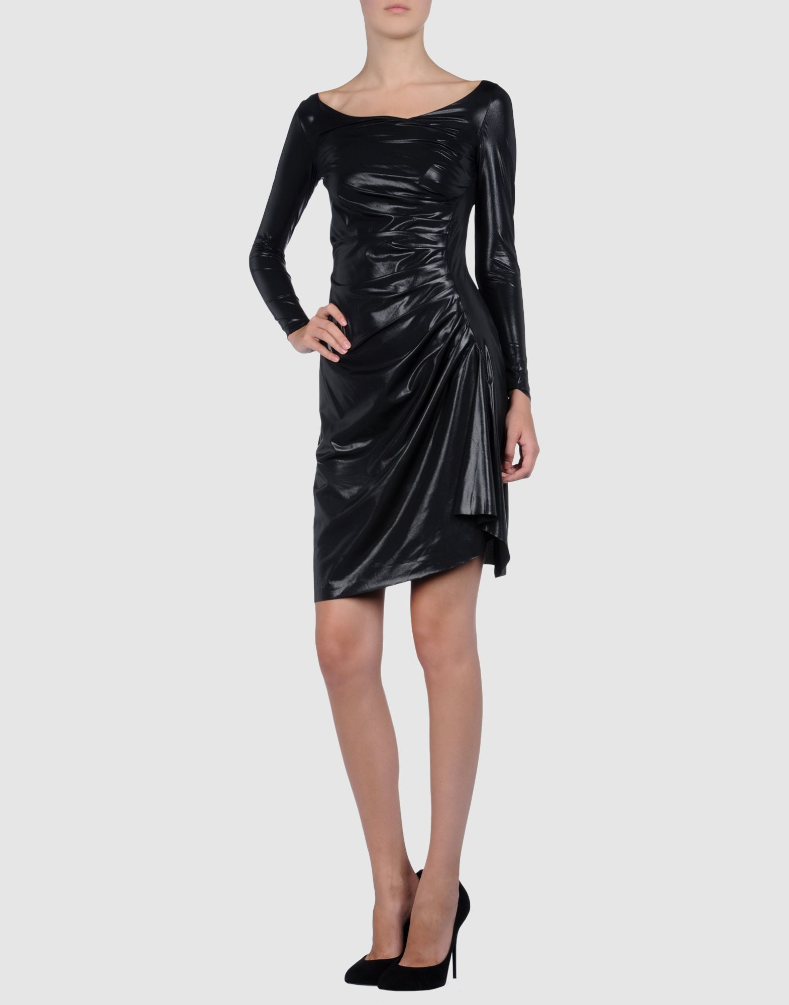 Chiara Boni The Most Popular Dress In America: La Petite Robe Di Chiara Boni Ruched Crepe Dress In