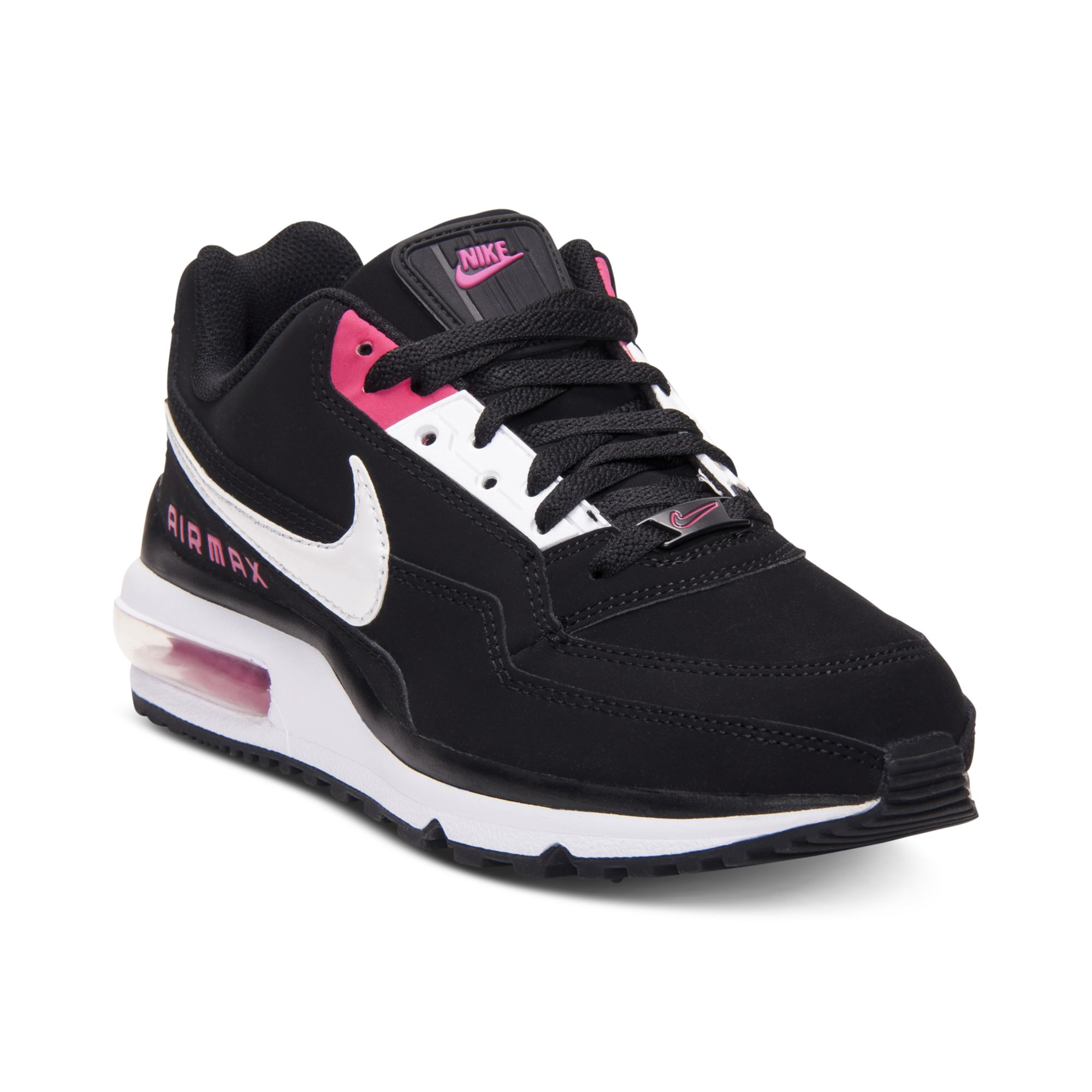 Nike Air Max Ltd Running Sneakers in Pink for Men (BLACK ...