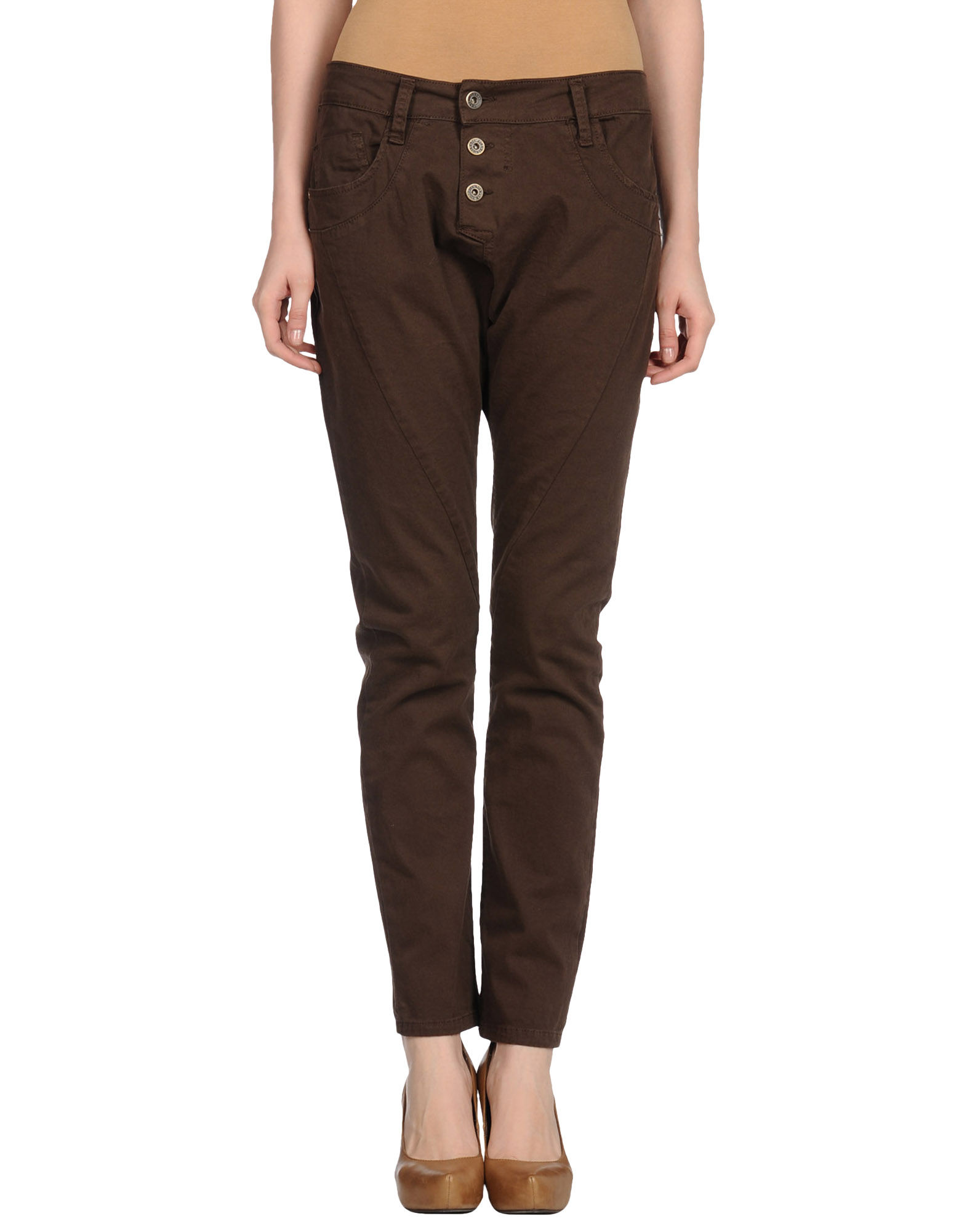Brown Pants. Showing 48 of results that match your query. Search Product Result. Product - Machine Brand Skinny Fashion Brown Junior Size Pants. Reduced Price. Product Image. Price $ 8. Product - Alfani Womens Casual Pants - Brown Polyester. Product Image. .