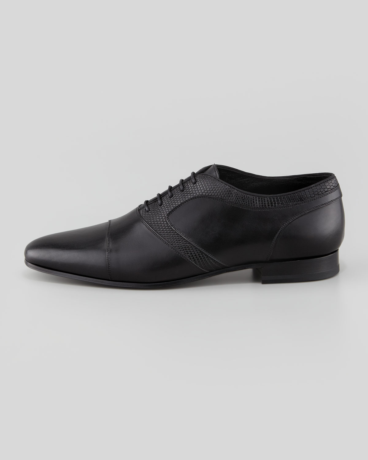 Saint Laurent Embellished Lace-Tie Oxfords cheap sale for cheap cheap cost discount best prices yEOvEZfe