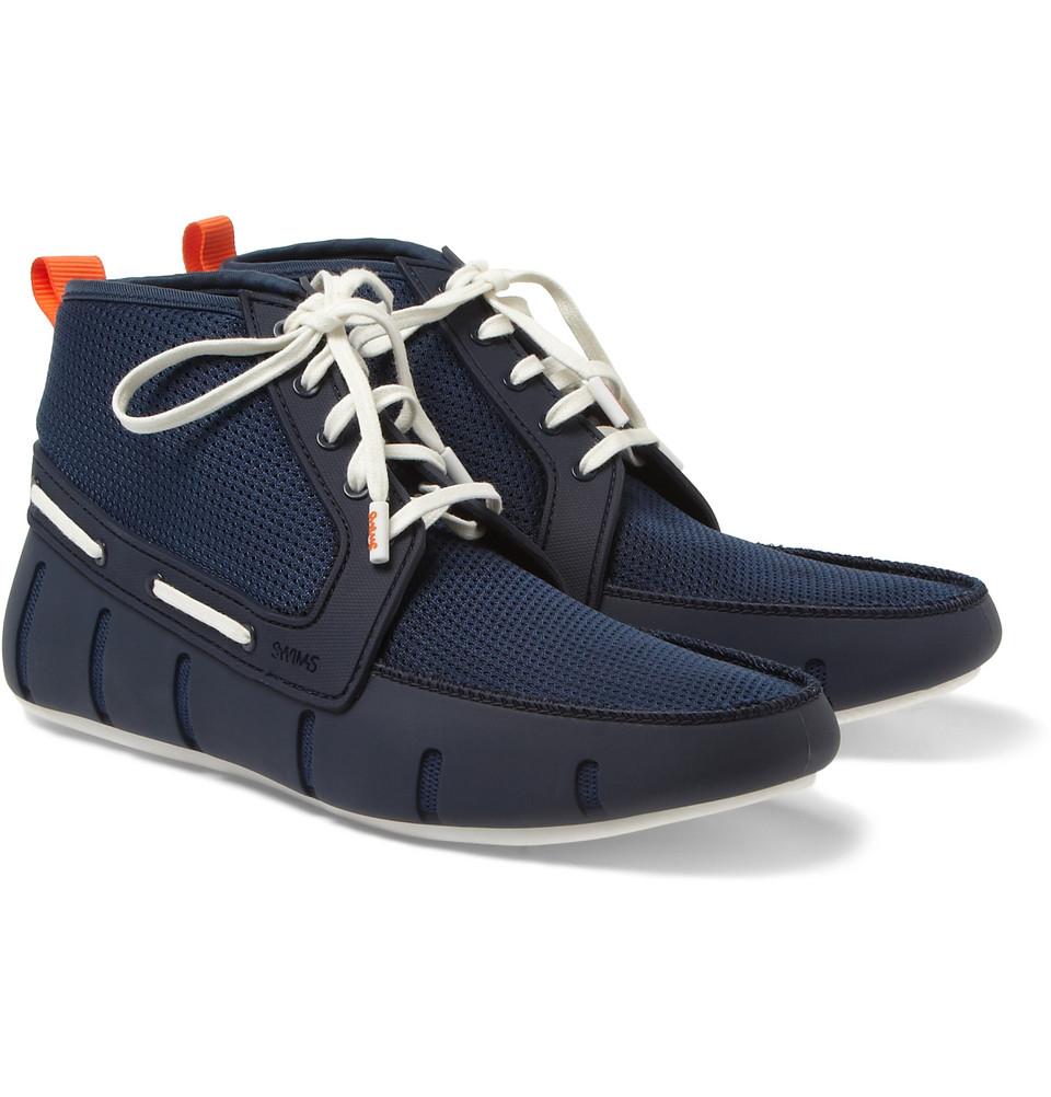 FOOTWEAR - High-tops & sneakers Swims KhwDHvJb