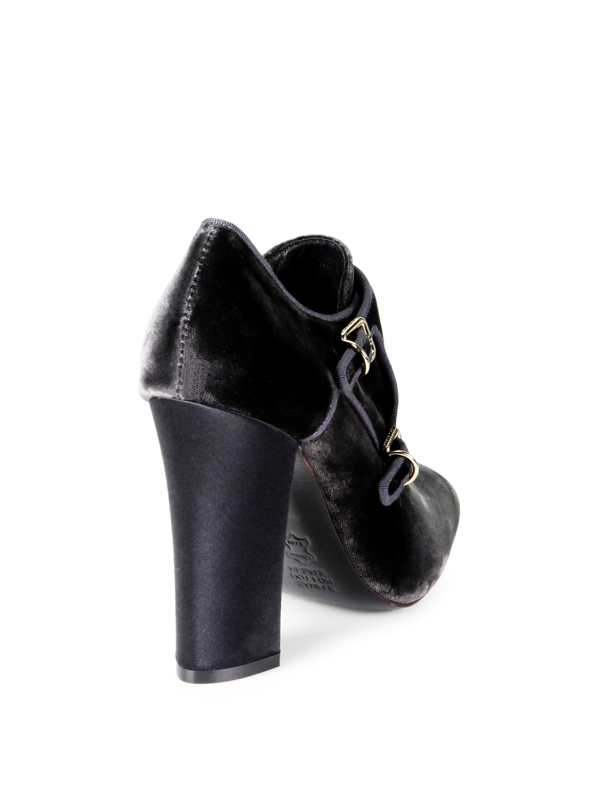 Tory Burch Carley Monk Strap Booties marketable for sale 2015 new low shipping cheap price sale Inexpensive 5H1THvX0
