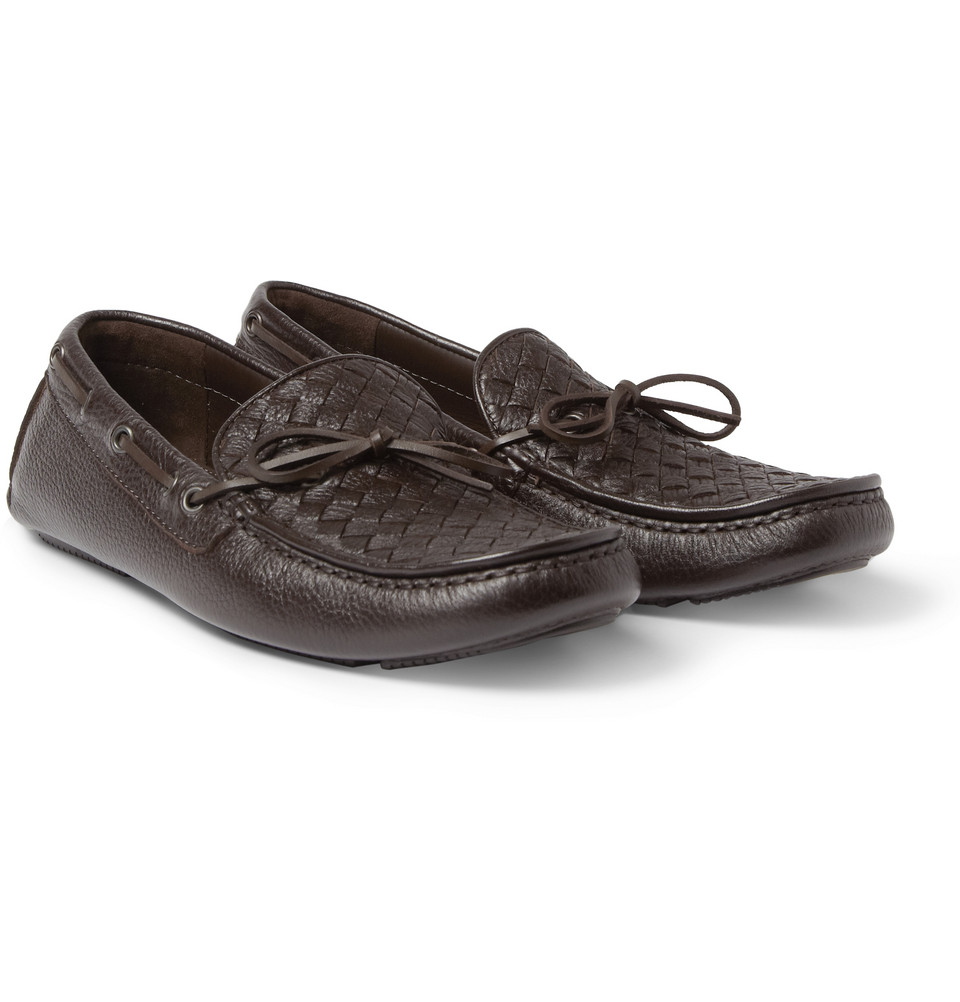 Brown Driver Shoes With Jeans