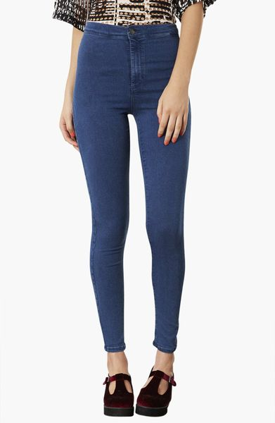 New Listing Topshop Joni Jeans W30 L32 Leopard Print Super High Waisted Skinny Jeans Animal. Brand New. $ Time left 6d 13h left. 0 bids. From United Kingdom. Topshop Tall True Blue Joni Super High Waisted Skinny Jeans 30a41lble USA 12 W Brand New · Topshop · $ Buy It Now. Free Shipping.