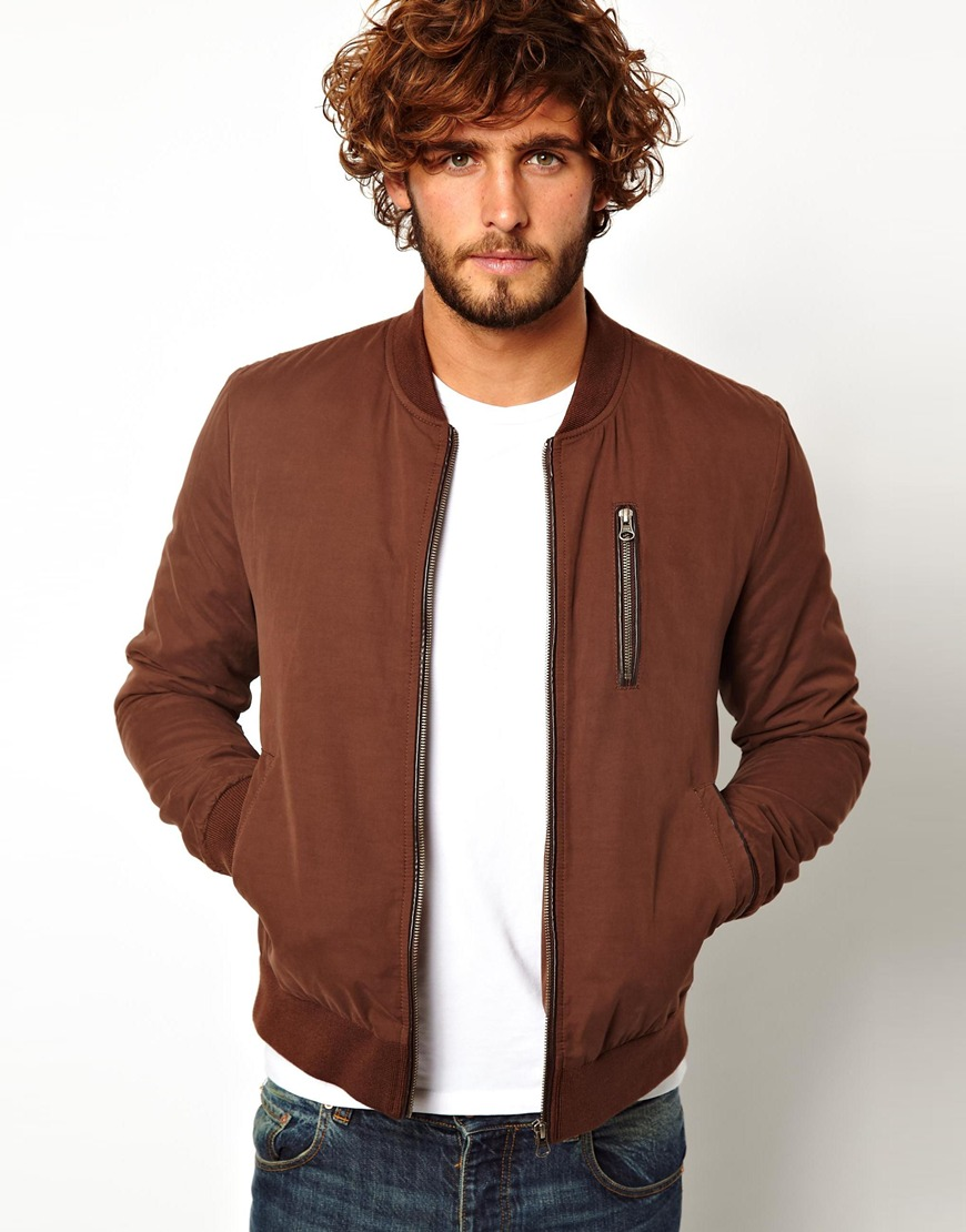 Brown Jackets: trueiuptaf.gq - Your Online Jackets Store! Get 5% in rewards with Club O! skip to main content. Registries Gift Cards. Amerileather Men's Distressed Brown Leather Bomber Jacket. Reviews. Quick View $ 49 - $