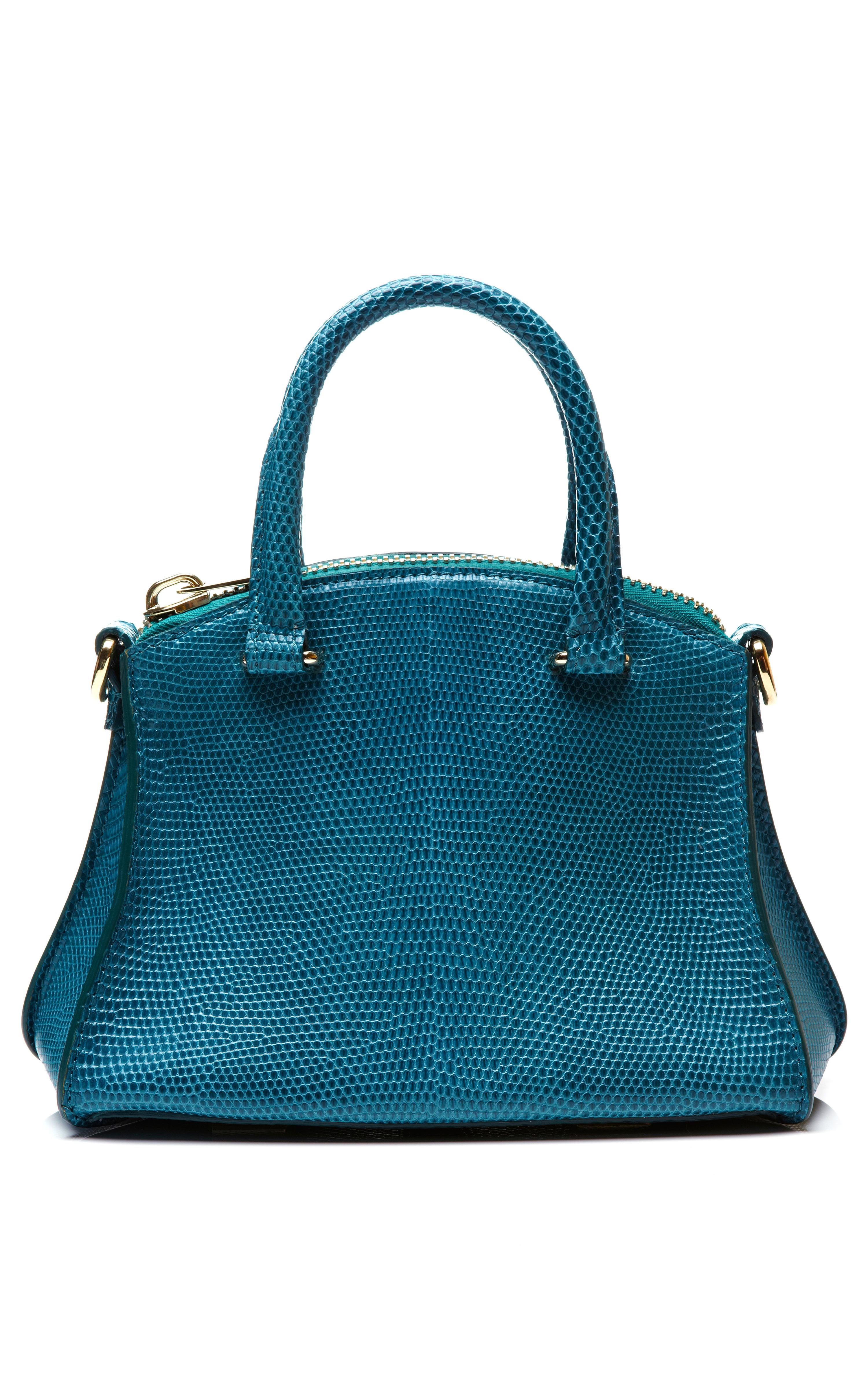 Lyst - Vbh Trevi Handbag in Surf in Blue