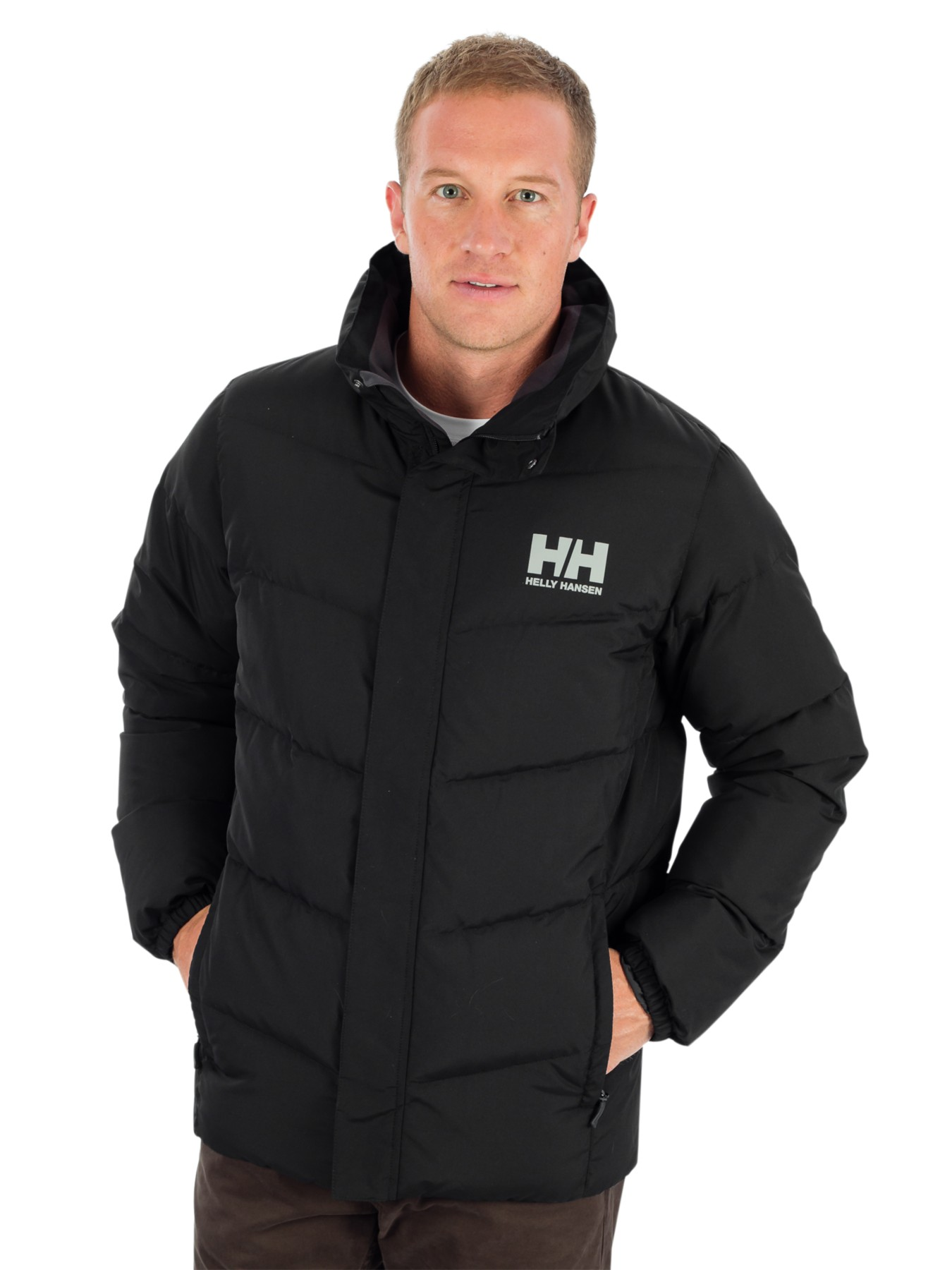 c4d8ef27ed2 Helly Hansen Dubliner Down Jacket in Black for Men - Lyst