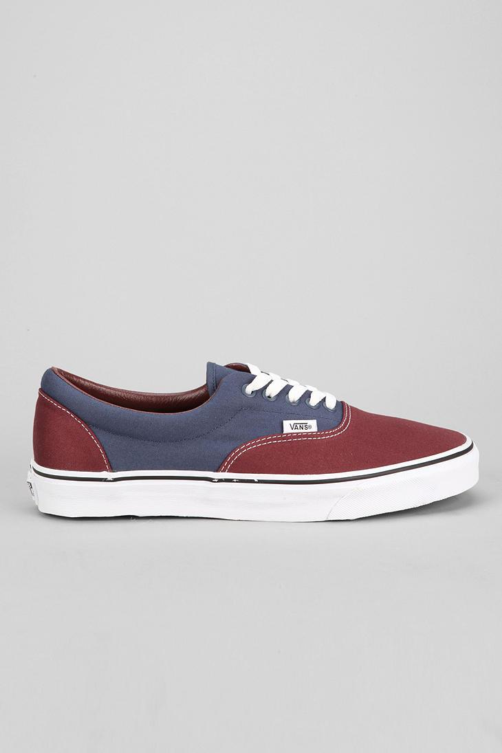 e0efa5eb47ee84 Lyst - Vans Era Two-Tone Men S Sneaker in Purple for Men