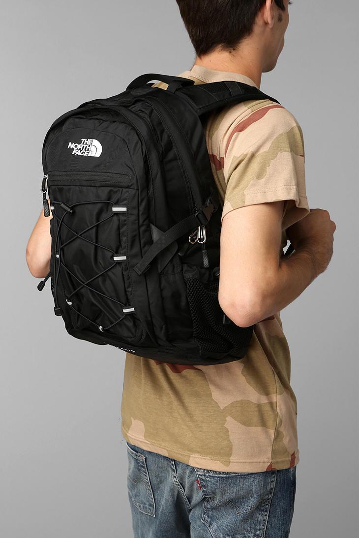 92d9da3ff The North Face Borealis Classic Backpack Black Asphalt Grey- Fenix ...