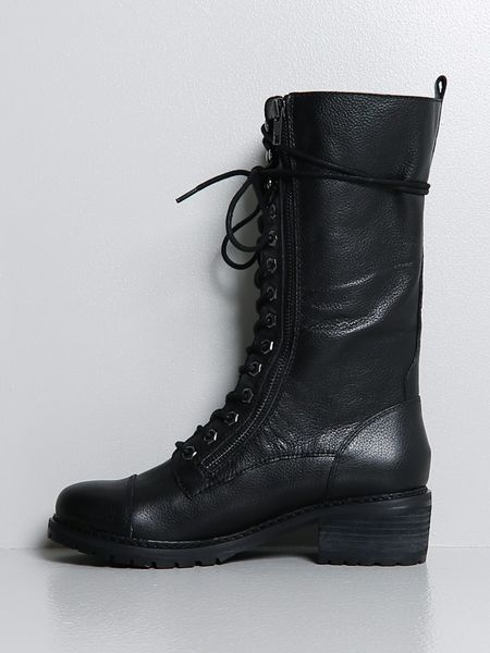 Kelsi Dagger Wonder Boots Black in Black | Lyst
