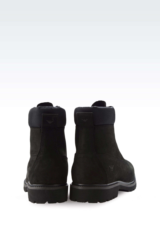 Mcqueen Shoes Men Boots