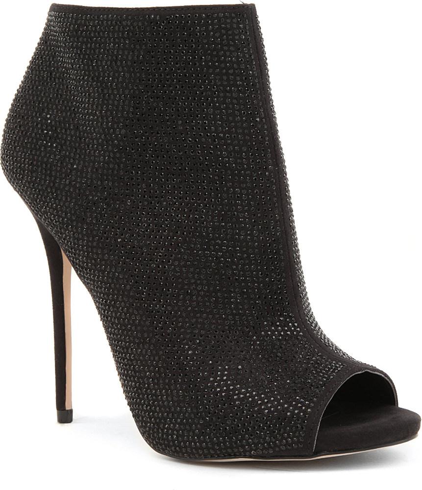 carvela kurt geiger giddy embellished shoe boots in