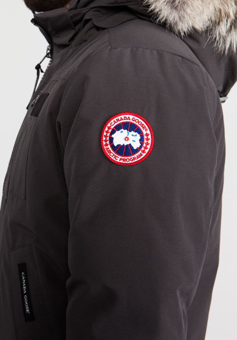Canada Goose hats outlet shop - Canada goose Borden Bomber in Gray in Gray for Men (Graphite) | Lyst
