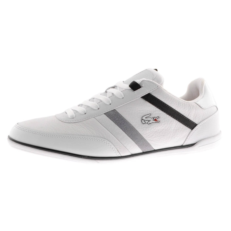 fff3f360f0d6 Lyst - Lacoste Giron Trainers in White for Men