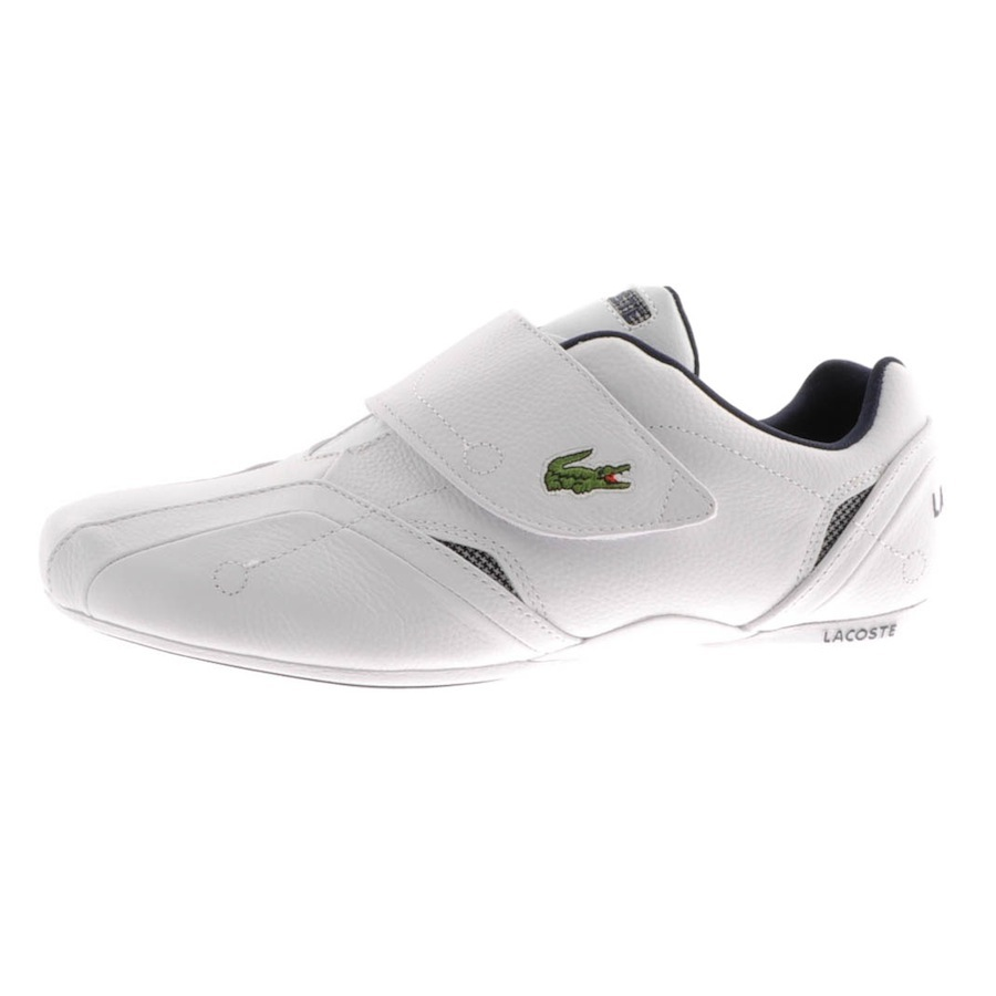 49e013a1fa9858 Lacoste Protect Trainers in White for Men - Lyst