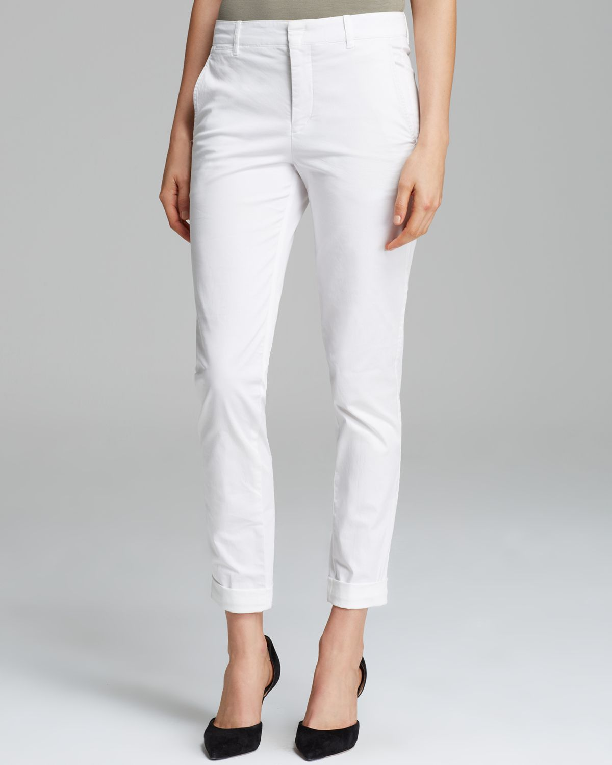 Beautiful White Pants For Women 2017