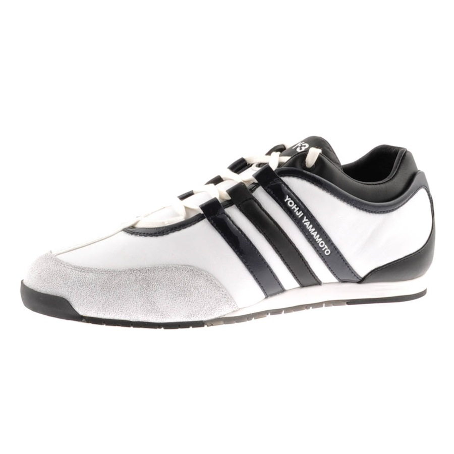 new product 8b90d 62204 Y-3 Boxing Trainers in White for Men - Lyst