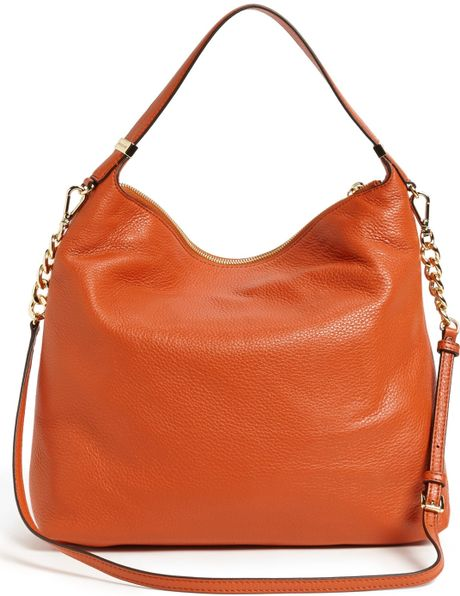 Michael Kors Orange Shoulder Bag 28