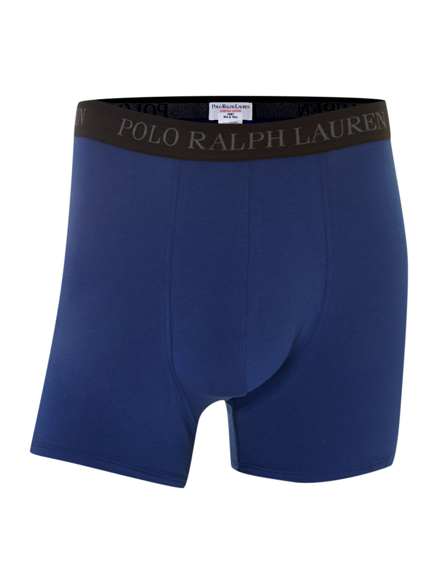 Big And Tall Patio Furniture: Polo Ralph Lauren Big And Tall Underwear Trunk In Blue For