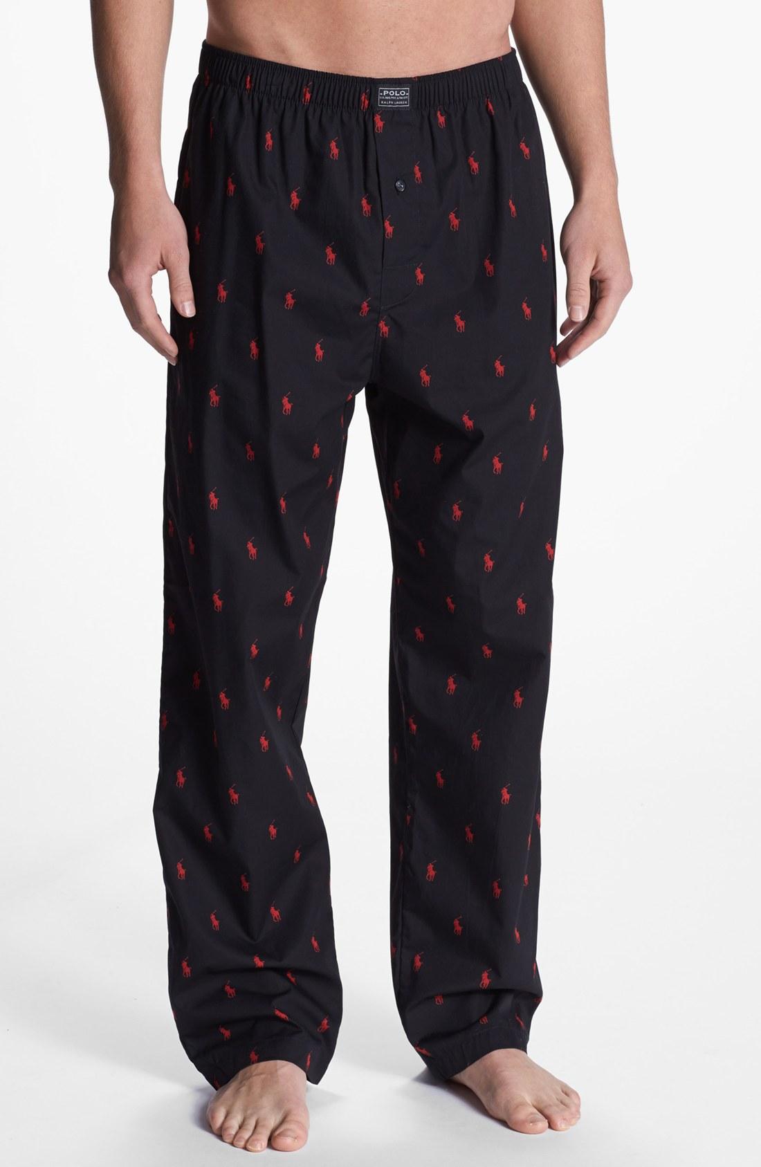 Mens Polo Pants 28