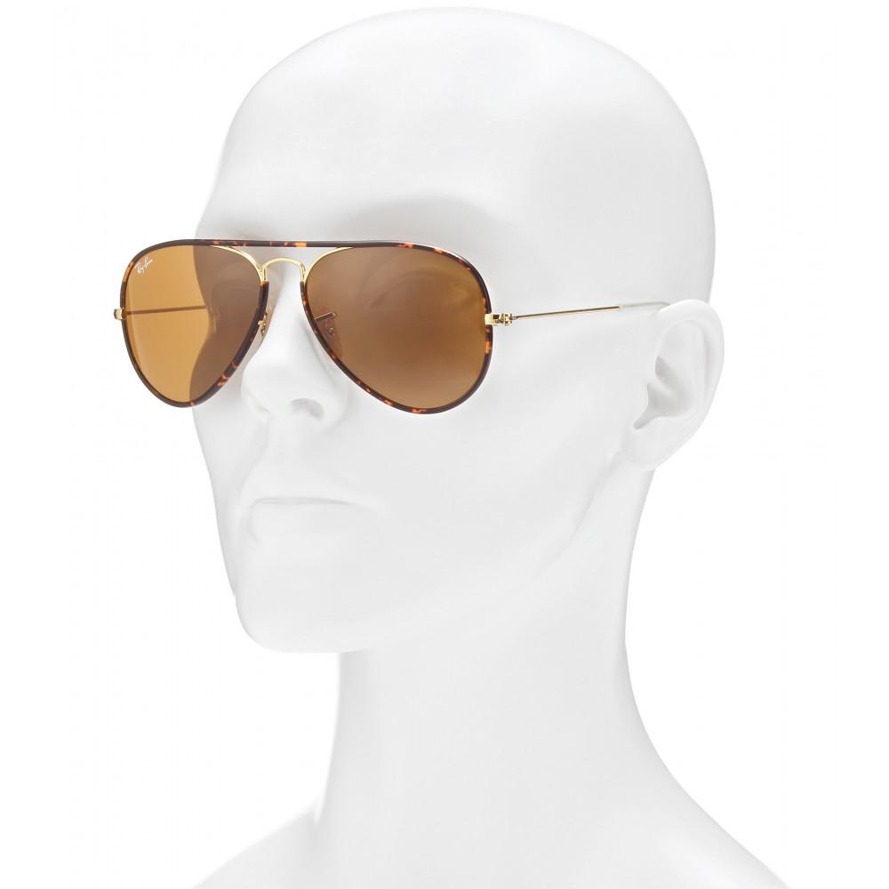 Форма солнцезащитных очков сейчас моде