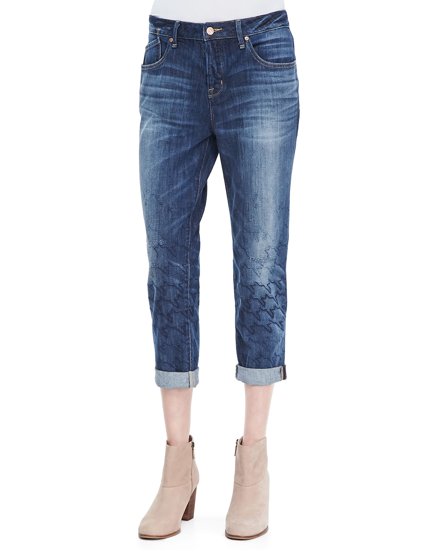 Marc By Marc Jacobs Woman Annie Boyfriend Mid-rise Wide-leg Jeans Mid Denim Size 24 Marc Jacobs Outlet Footlocker Finishline Original Sale Online Sale Latest Collections gfoYw