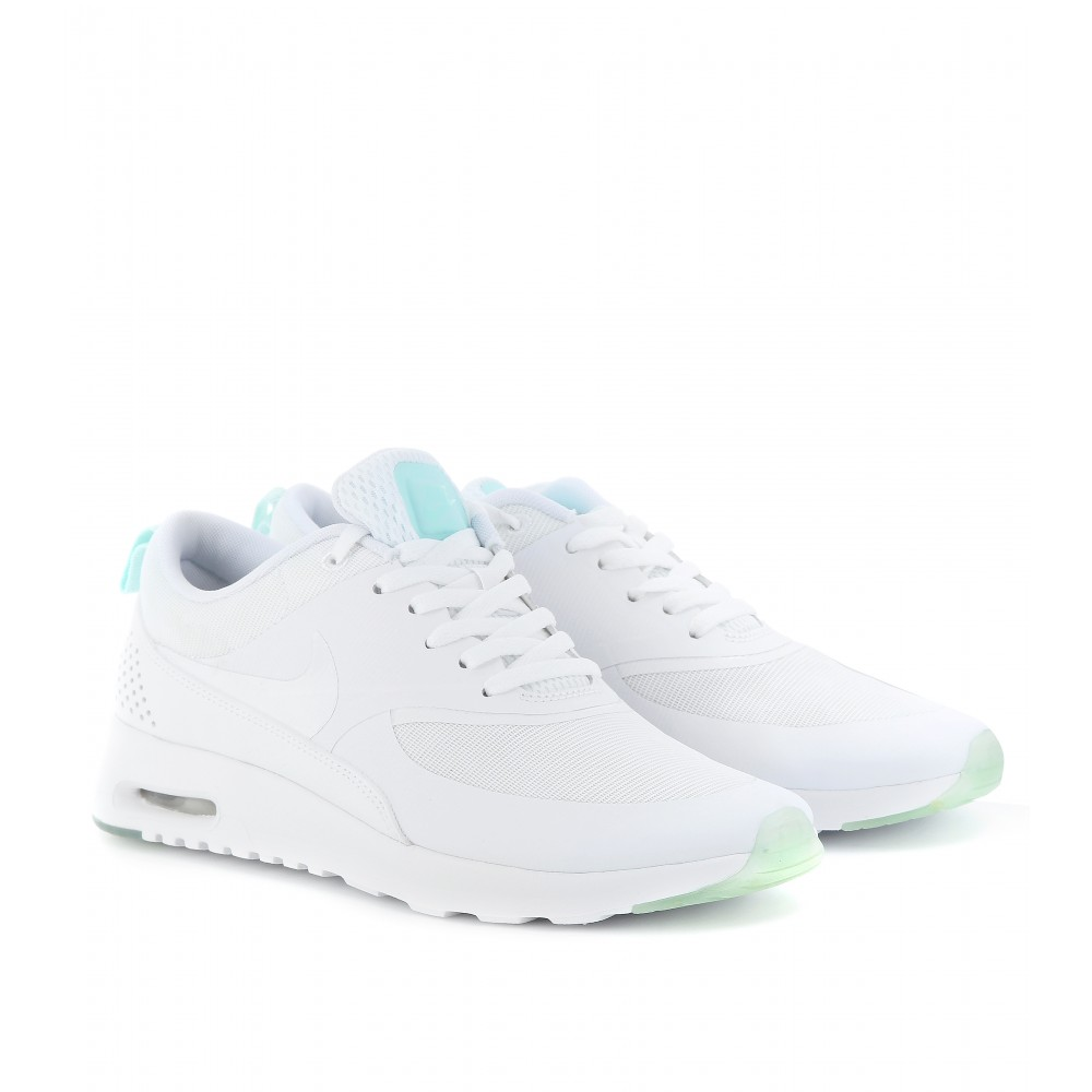Womens Nike Air Max Thea Running Shoes White/black All Sizes 6
