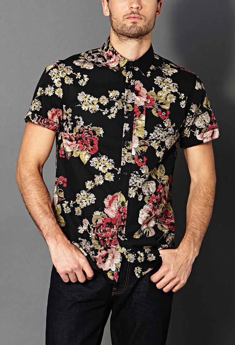 Free shipping BOTH ways on mens floral print shirts, from our vast selection of styles. Fast delivery, and 24/7/ real-person service with a smile. Click or call