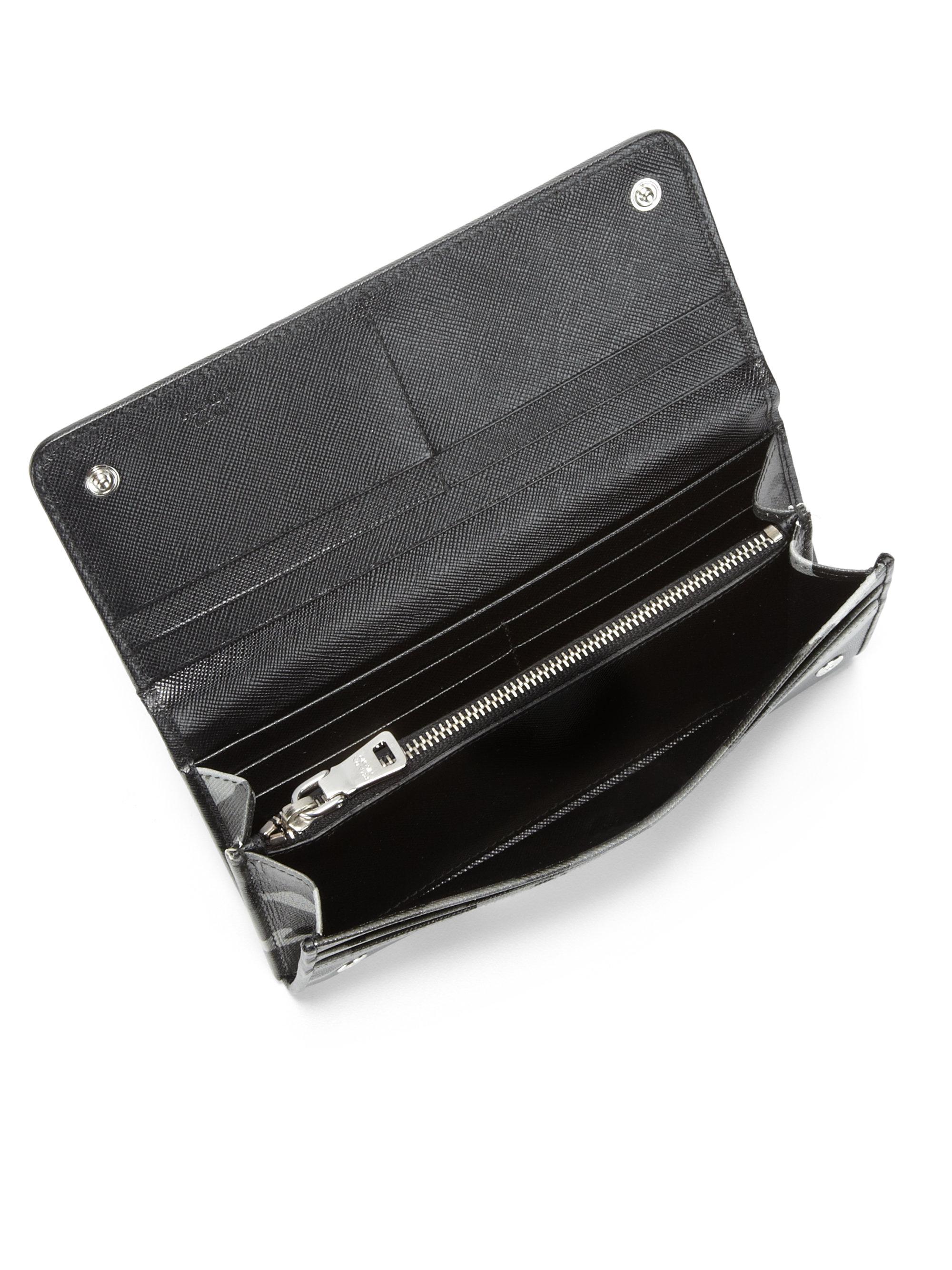prada pink leather handbag - prada red patent leather wallet