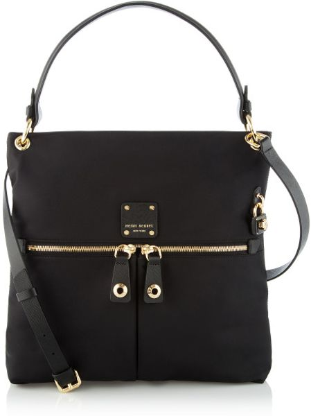 Henri Bendel Jetsetter Crossbody In Black Lyst